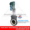 High Quality Ceramic Knife Gate Valve