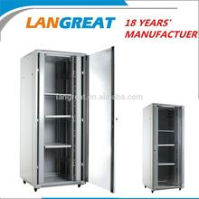21u network cabinet metal server rack