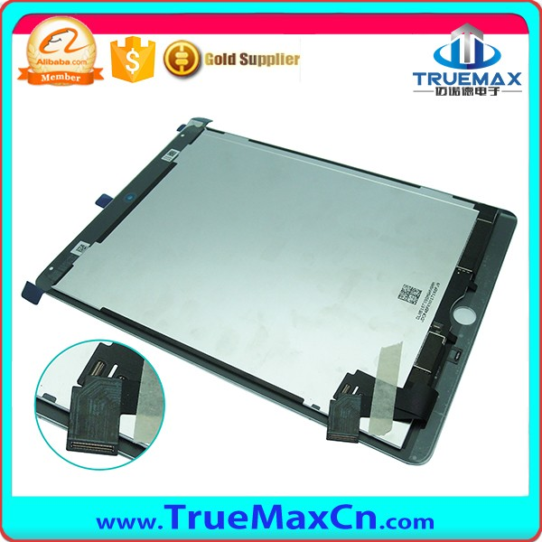 Alibaba Trade Assurance LCD Complete for iPad Air 2, for iPad Air 2 LCD Screen Assembly