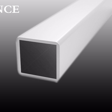 thin wall 6063 aluminum square tube 100*100