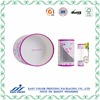 China Manufacture Luxury Round Shaped Cylinder Gift Packaging Box