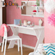 Simple Atmospheric Bedroom Used Girls Dressing Table Dresser