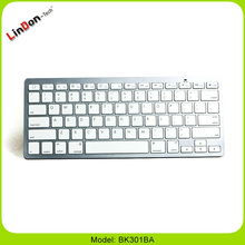 Factory Direct Sales Ultra Thin Mini Wireless Bluetooth Keyboard For Tablets Smartphone