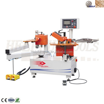 Helpful Brand Shandong Weihai HB4023 Automatic curve edge banding machine