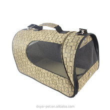 Hot Sale Wholesale Air Conditioned Dog Pet Travel Carrier
