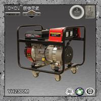 AC single phase gasoline generator 2.2kva