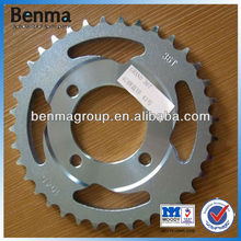 High Strength Motorcycle Sprocket GRAND 1045/1023 SAE Steel, Galvanized Sprocket Wheel for Motorbike Parts with Low Price