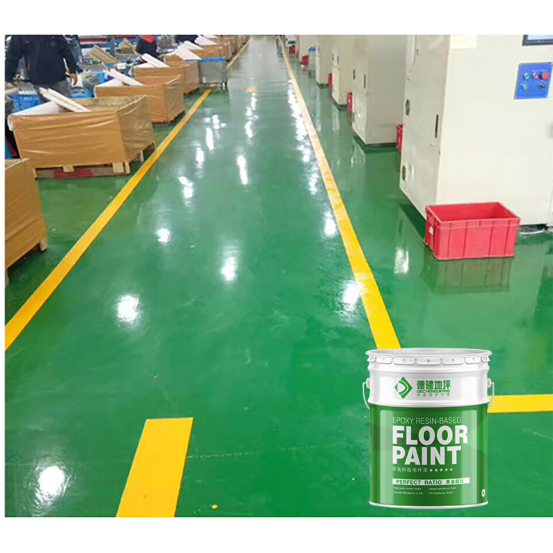 Excellent Performance Heavy Duty Waterproofing Epoxy Floor <strong>Paint</strong>