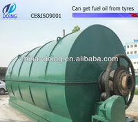 NEW Generation waste to energy machine turn waste tyre to fuel oil machine