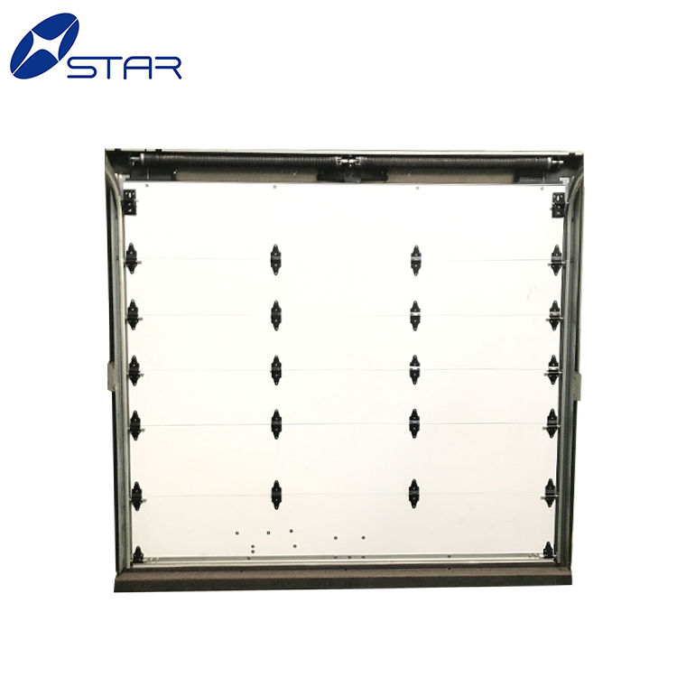 Low price vertical roller shutter door truck roll up shutter door