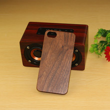 Wood TPU mobile Phone Case for Apple iPhone 7, real wood phone case