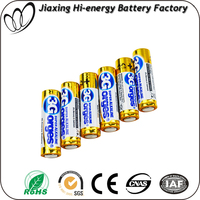 super alkaline AM3 LR6 Size AA battery