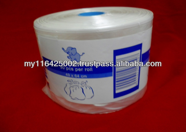 Packaging Bags Bottom Seal