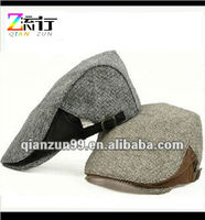 fashion men beret cap