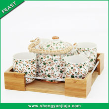 supply direct wholesale jingdezhen porcelain tea set