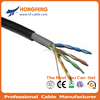 Telecommunication Lan Cable 24AWG 26AWG Solid