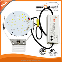outdoor IP44 UL listed street led lighting retrofit kit