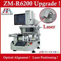 High performance ! mobile ic repairing tools ZM-R6200 BGA Rework Station for motherboard repairing