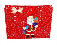 ningbo yuteng custom christmas gift bag