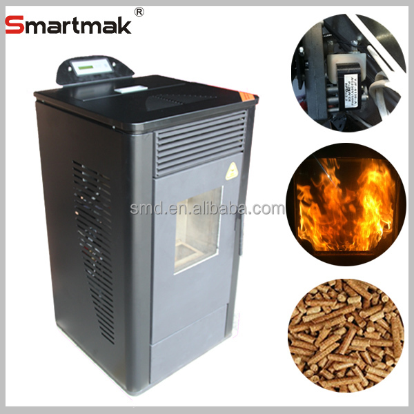 29KW pellet boiler with CE,water heating stove,pellet stove with radiators SMT-22F3
