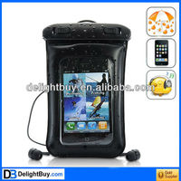 Waterproof Case for iPhone, iPod Touch, Android Smartphones with Waterproof