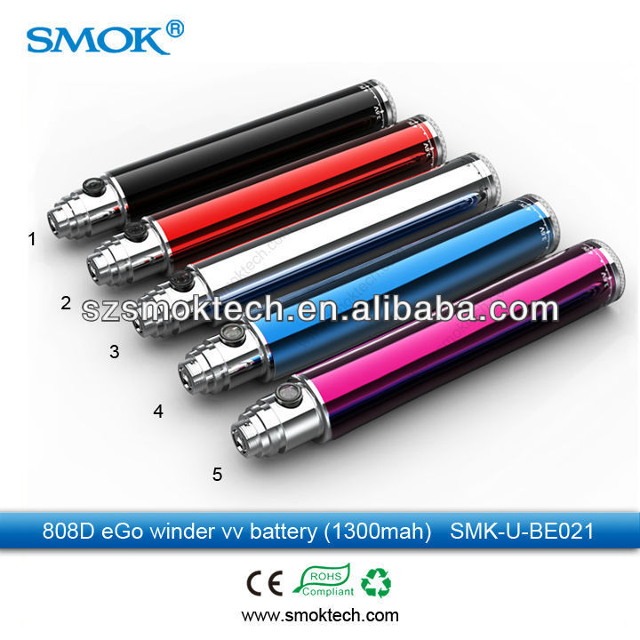 new smoktech 808 D/310 Winder variable voltage ego vv battery adjustable voltage new innovation 310 vv battery