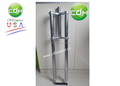 "26"" bike front frok, Non suspension Bicycle triple tree forks"