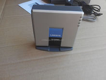 PAP2T / VOIP ATA / LINKSYS phone adapter