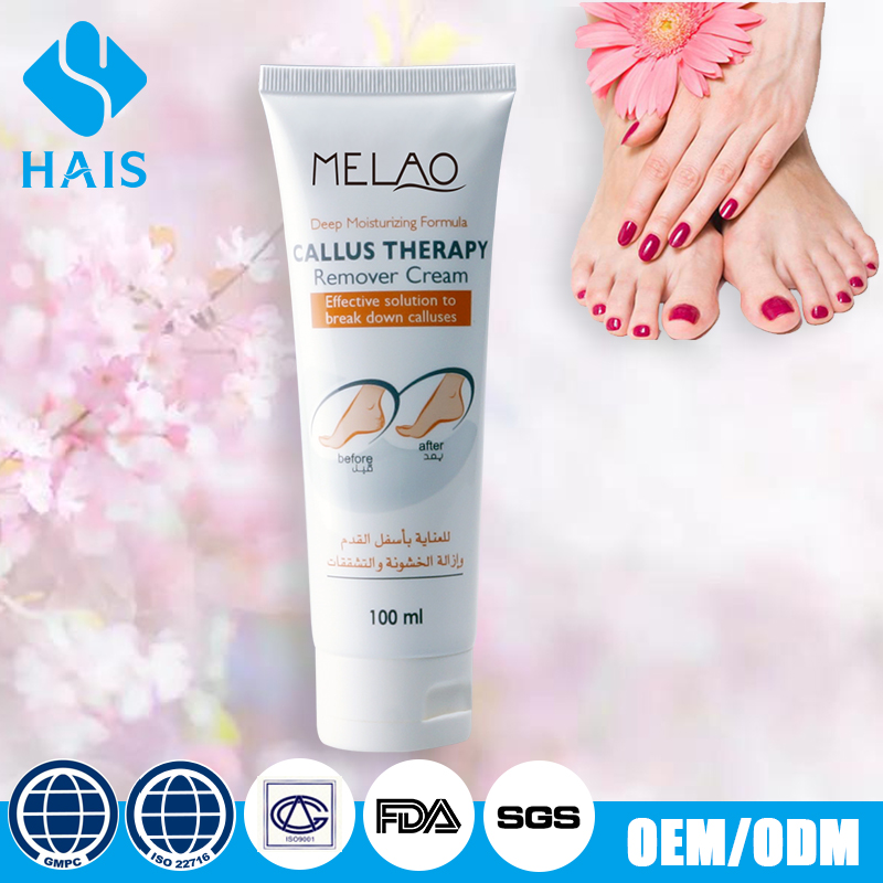 wholesale bulk moisturizing whitening foot scrub cream heel balm hand and feet care for you foot softening massage peeling cream