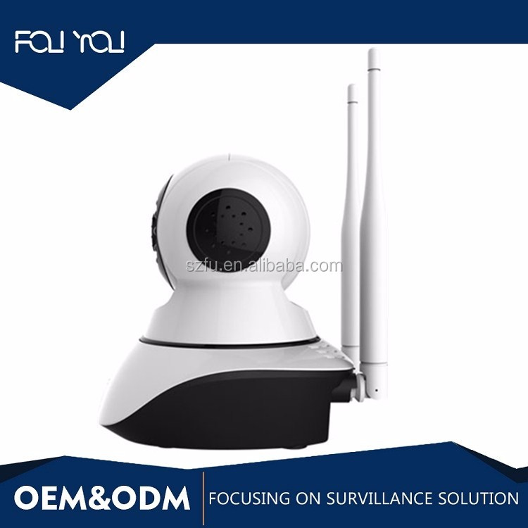PC material 3.6mm lens wifi mini dome ip camera 1080p