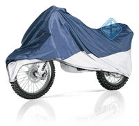 Waterproof Foldable Motorcycle Cover