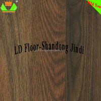 8mm 3 planks wenge laminated wood flooring with double click edge