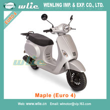 Fast delivery street eec 50cc scooter stand up scooters for sale Euro4 EEC Scooter Maple 50cc, 125cc (Euro 4)