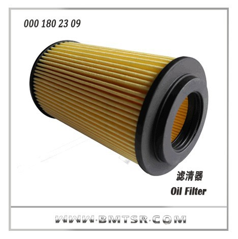 China wholesale auto parts engine oil filter for Mercedes Benz w164