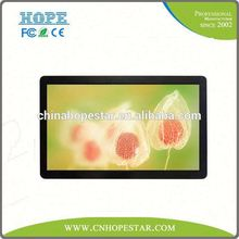 "Three years warranty 32"" to 65"" inch touch screen monitor, high-definition broadcast"