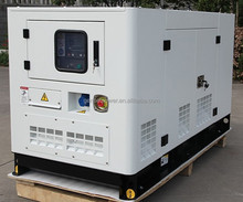 with Perkins diesel power 404D-22G 15kva three phase generator