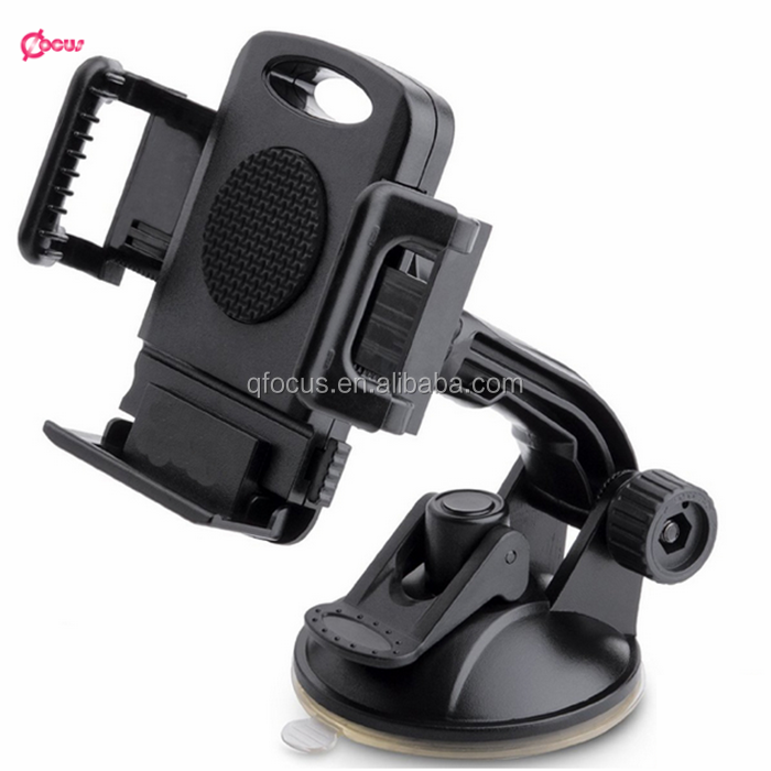 Windshiled mount for mobile phone 2016 Hot sale car mount cell phone accessory cheap cell phone accessories car holder
