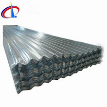 hot dip galvanized corrugated metal steel tile price steel roofing sheet