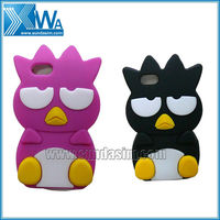 Silicon Penguin Phone Cover Case