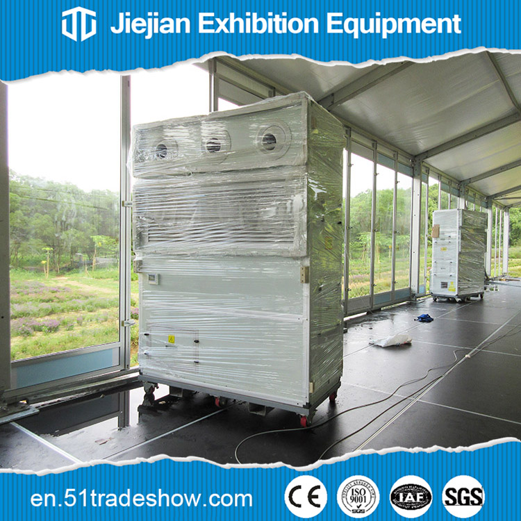 Floor Standing Industrial AC Unit, Event Air Conditioning Equipment for Outdoor Sports