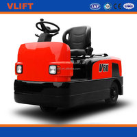 Super Towing Capacity Electric Baggage Tractor 3.0t