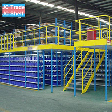 my test Heavy Duty Steel Storage Rack System for Warehouse