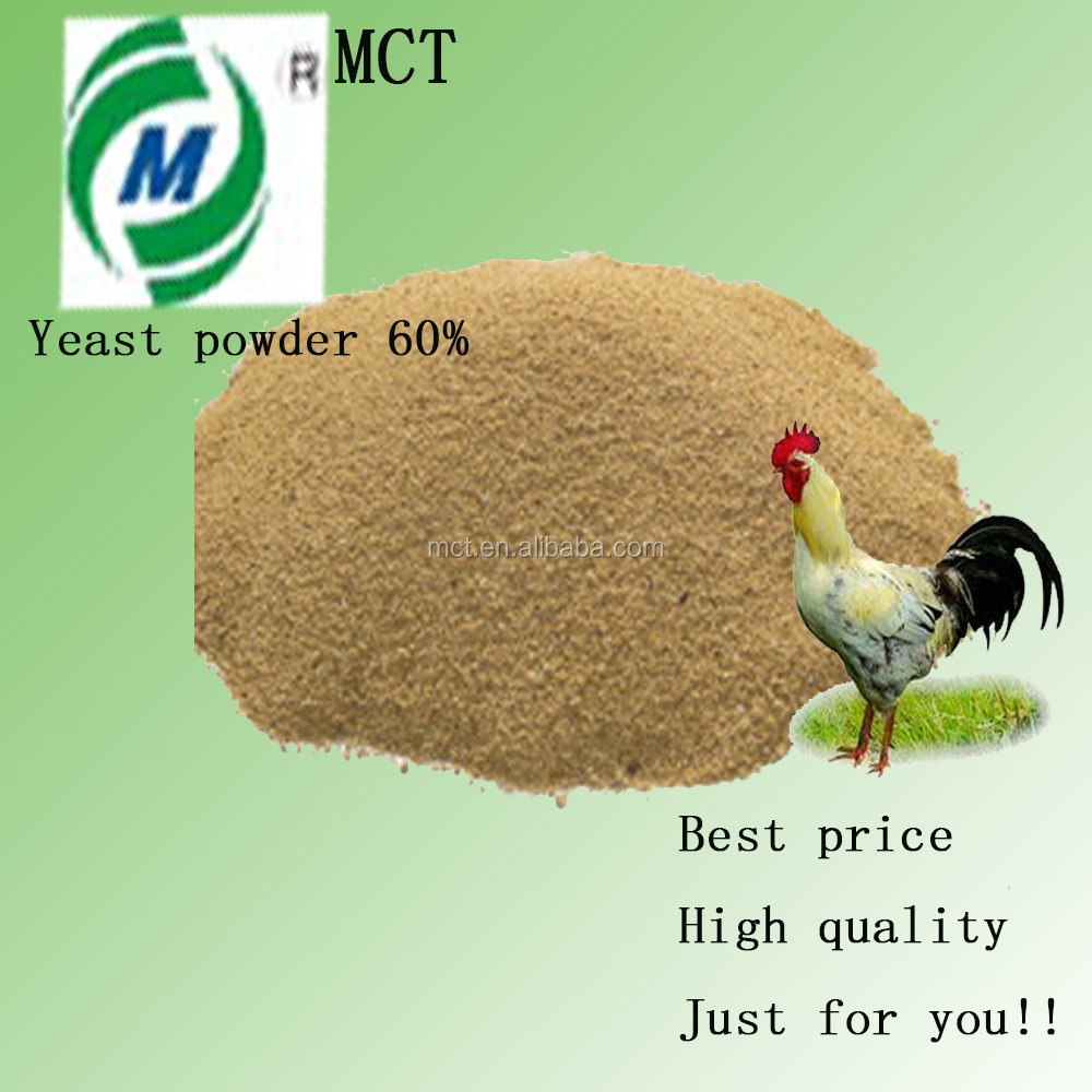 Yeast Souble Powder 60% Poultry feed additives