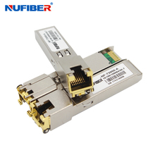 Cisco Compatible GLC-T 1000Base 100M RJ45 Copper SFP Transceiver