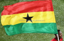 Wholesale All Kinds of World Wild Country National Flag,Ghana flag