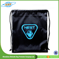 Factory Price Custom Printed Nylon Drawstring Bag