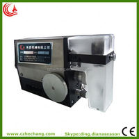 electric wire cable sewing and cutting machine stripping machine