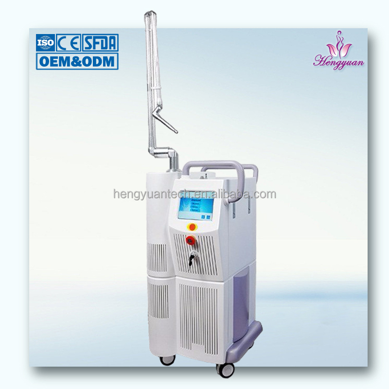 2017 Newest!!! Medical CE best co2 surgical laser Remove scar