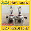 10-32v Voltage and CE,E-MARK Certification led headlight bulbs 30w 6000k car led headlight