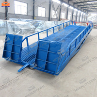 Factory mobile loading yard ramp for sale